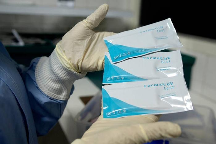 La ANMAT aprobó el test serológico argentino que detecta COVID-19