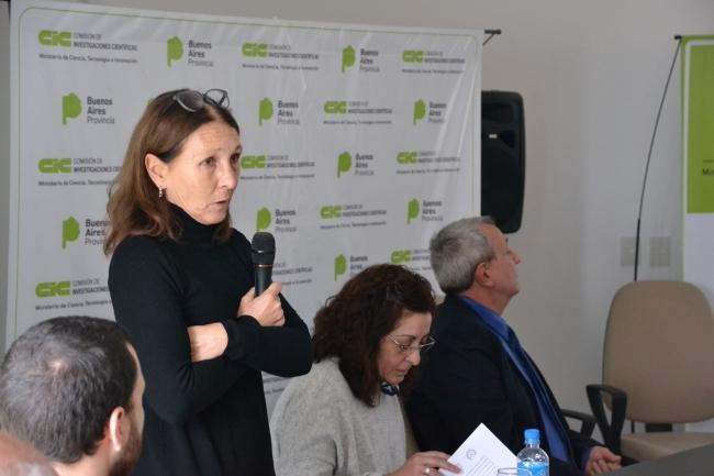 """Susana Ortale: """"Los avances de las mujeres en el campo de CyT incorporan nuevos problemas y perspectivas de investigación"""""""