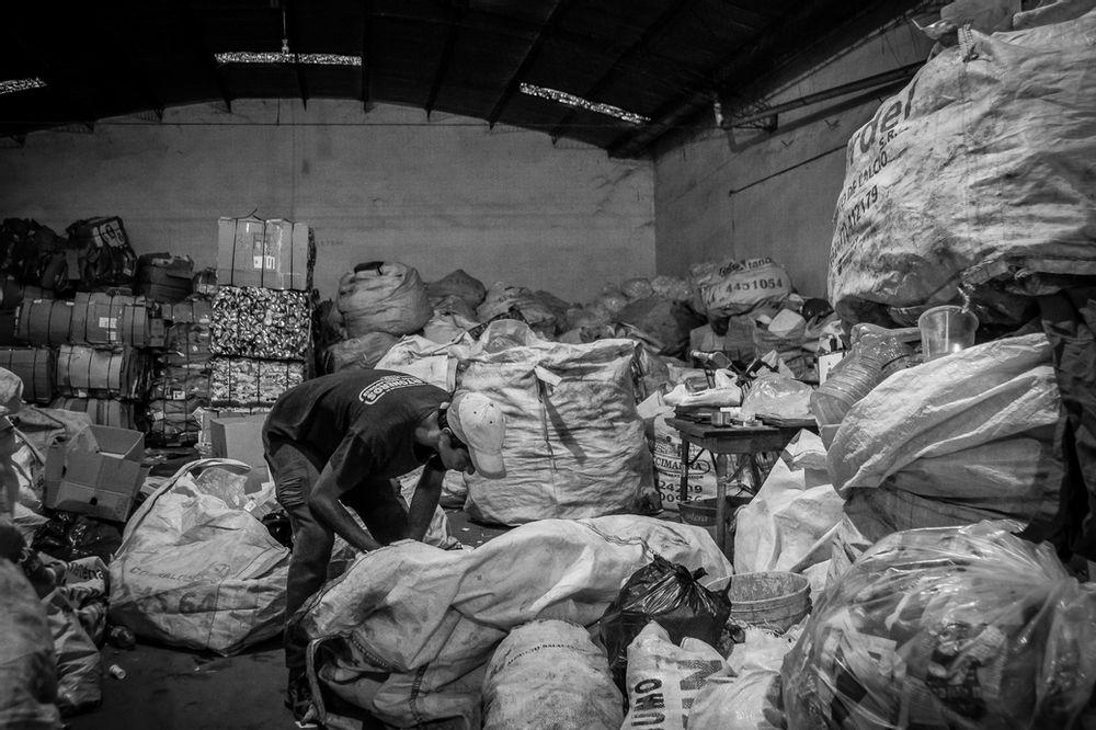 """Recicladores/as de la economía popular<p class = """"resumen"""">""""Reciclaje en la Provincia"""": Investigadores/as bonaerenses generaron indicadores de reciclaje que permitieron mostrar que en Tandil, como en muchas ciudades del país, son las y los cartoneros los que más materiales recuperan.</p>"""