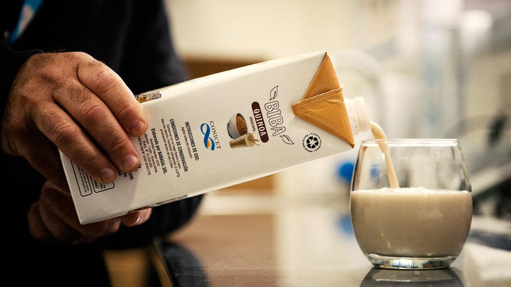 Read more about the article Desarrollan la primera bebida nutricional a base de quinoa