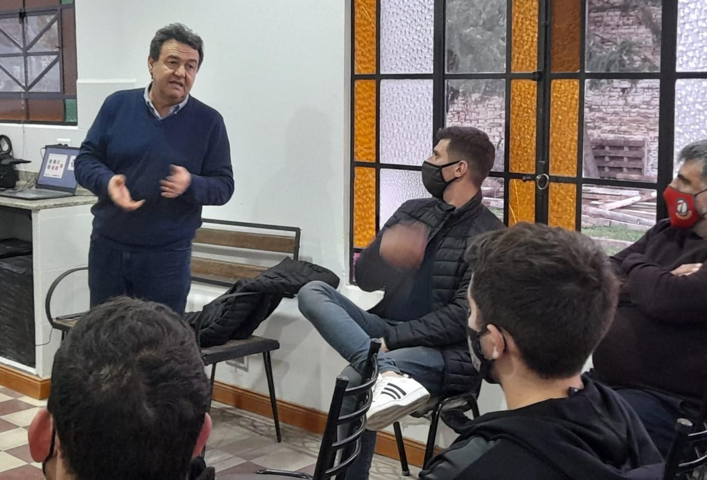 Read more about the article Se presentó el programa PROCER en Tapalqué